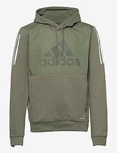 M MH AERO POHD - basic sweatshirts - leggrn