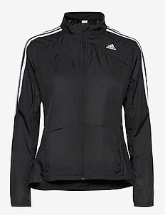 Marathon 3-Stripes Jacket W - koulutustakit - black