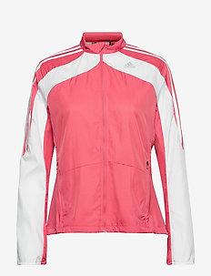 Marathon 3-Stripes Jacket W - koulutustakit - hazros