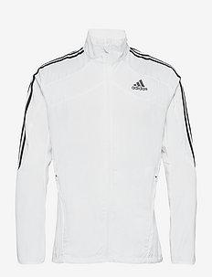 Marathon 3-Stripes Jacket - training jackets - white/black