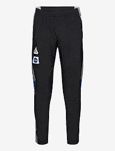 Own The Run Space Race Track Pants - treenihousut - black