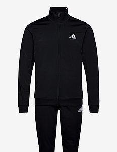 Primegreen Essentials Small Logo Track Suit - trainingspakken - black/white