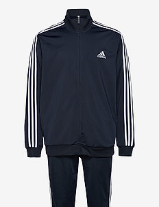 Primegreen Essentials 3-Stripes Track Suit - trainingspakken - legink/white