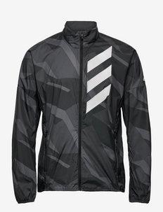 Terrex Parley Agravic WIND.RDY Windbreaker - training jackets - gresix