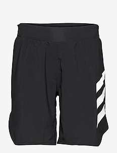 Terrex Parley Agravic All-Around Shorts - spodenki treningowe - black/white