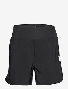 Terrex Parley Agravic All-Around Shorts W - spodenki treningowe - black/white
