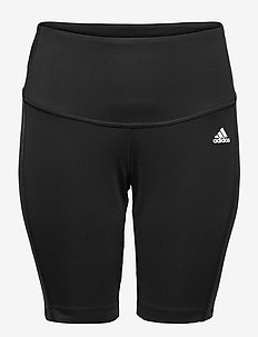 Designed 2 Move AEROREADY Dance Short Tights W (Plus Size) - chaussures de course - black/white