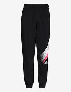 W UC WV PT - pants - black/white/white