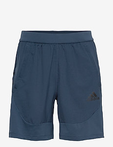 AEROREADY 3-Stripes Slim Shorts - trainingsshorts - crenav
