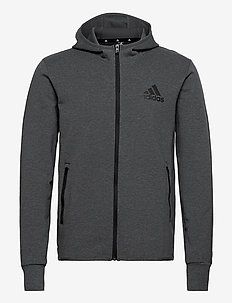 M MT FZ HD - basic sweatshirts - dgreyh/black