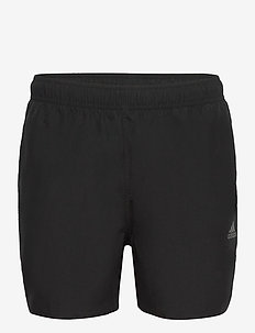 Short-Length Colorblock 3-Stripes Swim Shorts - swim shorts - black/gresix