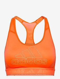 Don't Rest Badge of Sport Bra W - sport bras: medium - scrora/aciora