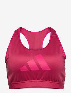 Don't Rest Bra W (Plus Size) - sportbeh''s: low - wilpnk/scrpnk
