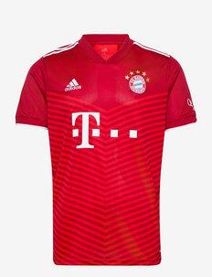 FC Bayern 21/22 Home Jersey - fußballoberteile - fcbtru