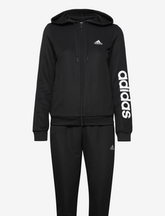 Essentials Logo French Terry Track Suit W - træningsdragter - black/white