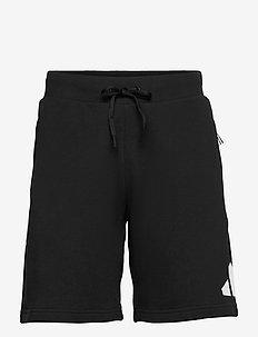 Sportswear Badge of Sport Shorts - casual shorts - black