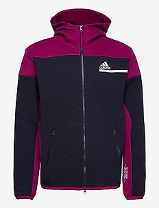 ZNE FZ - basic-sweatshirts - legink/powber