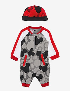 Disney Mickey Mouse Onesie - langermede - mgsogr/black/white/vi