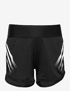 AEROREADY 3-Stripes Shorts W - sportsshorts - black/black/white