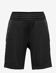 AEROREADY Heather Shorts - sport-shorts - black/white