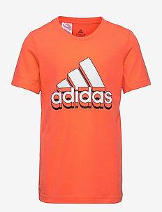 AEROREADY Prime T-Shirt - krótki rękaw - truora/white