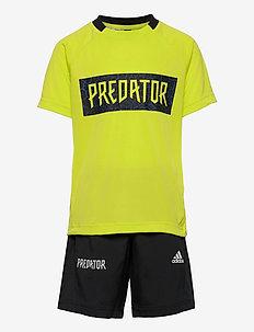 Predator Football-Inspired Summer Set - 2-piece sets - sesoye