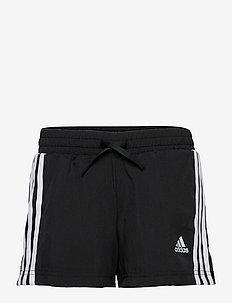 Designed To Move 3-Stripes Shorts W - sportsshorts - black/white