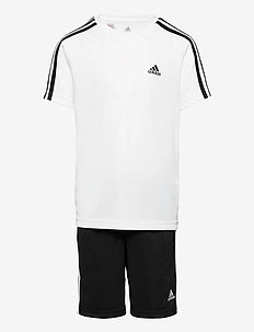 Designed 2 Move T-Shirt and Shorts Set - jeu de 2 pièces - white/black