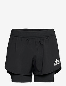 Fast Primeblue Two-In-One Shorts W - treenishortsit - black