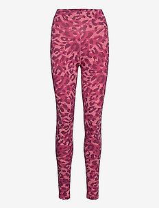 Believe This Graphic Long Tights W - running & training tights - hazros/print