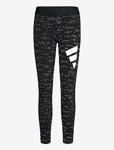 Sportswear Allover Print Leggings W - leggings - black