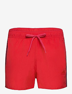 Classic 3-Stripes Swim Shorts - swim shorts - glored/crenav