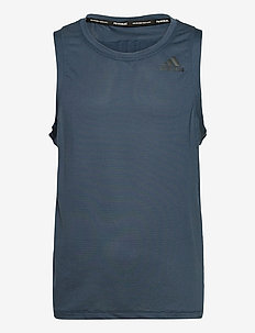 AEROREADY 3-Stripes Primeblue Tank Top - treenitopit - crenav