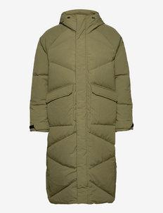 Big Baffle Down Coat - vestes d'extérieur et de pluie - focoli