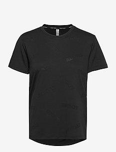 Training Aeroknit T-Shirt W - t-shirts - black/white