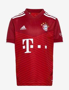 FC Bayern 21/22 Home Jersey - sportoberteile - fcbtru