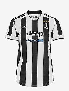 Juventus 21/22 Home Jersey W - football shirts - white/black