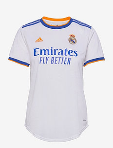 Real Madrid 21/22 Home Jersey W - football shirts - white