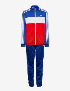 Essentials Track Suit - dresy & zestaw 2 szt - boblue/white/white
