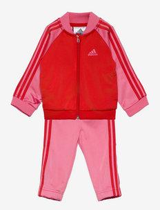 3-Stripes Tricot Track Suit - dresy & zestaw 2 szt - vivred/roston