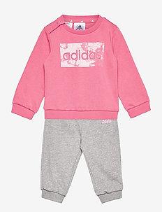 Essentials Sweatshirt and Pants - tracksuits & 2-piece sets - roston/clpink