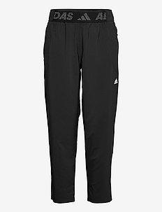 Branded Elastic Pants W - spodnie treningowe - black/white