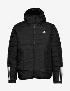 Itavic 3-Stripes Light Hooded Jacket - fodrade jackor - black