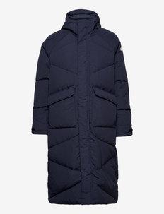 Big Baffle Down Coat - veste sport - legink