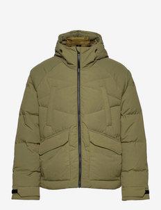 Big Baffle Down Jacket - vestes d'extérieur et de pluie - focoli