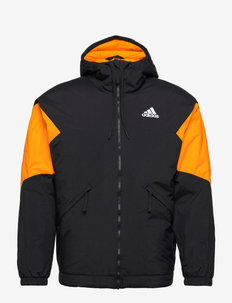 Back to Sport Insulated Hooded Jacket - kurtki turystyczne - black
