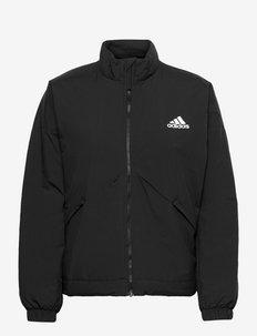 Back to Sport Light Insulated Jacket W - vestes d'entraînement - black
