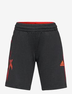 AEROREADY X Football-Inspired Shorts - sportshorts - black/red