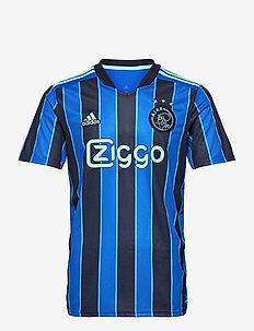 Ajax Amsterdam 21/22 Away Jersey - fodboldtrøjer - globlu/legink
