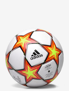 UCL League Pyrostorm Ball - voetbaluitrusting - white/solred/syello/b